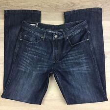Buffalo Jeans Richie Straight Men's Jeans Size 32 Actual W33 L33 (DD17)