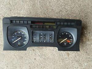 Jaguar XJS V12 Instrument binnacle, Speedo clocks etc. fully working on removal