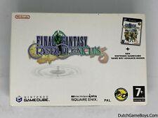 Final Fantasy Crystal Chronicles Big Box - Gamecube