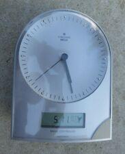 Vintage Junghans Mega Radio Controlled Atomic Clock Germany Model 308/0100.00