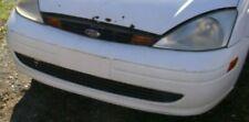 Focus Front bumper 2000 2001 2002 2003 2004 OEM White