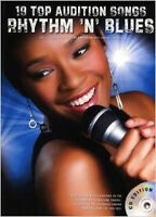 19 Top Audition Songs: Rhythm 'N' Blues, Very Good, Wise Publications Book