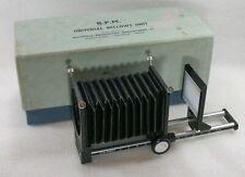 B.P.M. Bellows Unit + Box