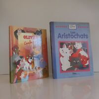 Walt Disney Las Aristogatos Oliver & Hachette 1994 1989