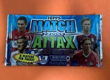 Match Attax 2008/09 packs topps unopened rare