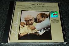 IGOR STRAVINSKY EDITION VOLUME V/5-CONCERTOS-CD 1991-CAPRICCIO/MOVEMENTS/IN D