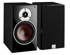 Dali Zensor 3 Bookshelf Speakers - Black Ash