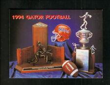 Florida Gators--1993 Football Pocket Schedule--SportsChannel