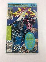 X Factor Part 10 Comic Book 86 Jan 1991 X-cutioner's Song Marvel Comics