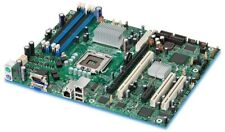New Intel S3000AHLX, LGA775 Socket Motherboard w/ IO shield and cables