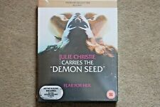BLU-RAY  DEMON SEED  PREMIUM EXCLUSIVE EDITION NEW SEALED STOCK