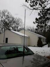 784P mobile antenna system 80 - 10 meters Ham Radio 325 watt on SSB coil & whips