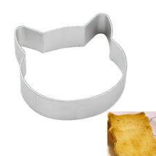 Handy Cat Head Shaped Aluminium Alloy Fondant Cookie Cake Sugarcraft  Cutter