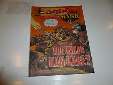EAGLE & MASK Comic - Date 26/11/1988 - UK Paper Comic