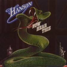 Hanson-Now Hear This CD NEUF