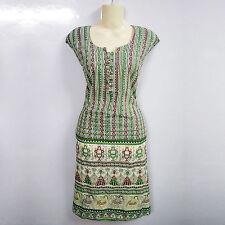 Size-XXXL - Bust-50,Length- 41, 100%Cotton kurti for ladies wear (SKU-JK92863)