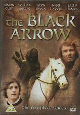 BLACK ARROW DVD Complete Series 1970's - 8 HOURS ! (3 DISC) RARE OOP
