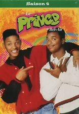 Le Prince de Bel-Air / The Fresh Prince of Bel-Air : Saison 4 / Season 4 (4 DVD)