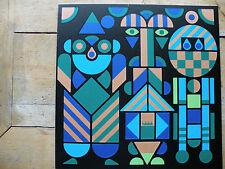 Habakuk Magnete Kreativ Kunst Kasten Westphal 132 Stück Kühlschrankmagnete
