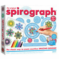 The Original Kahootz Spirograph Set With Markers - 1013