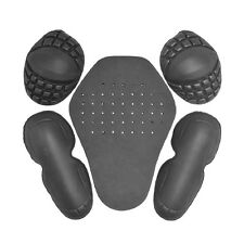 5 XMotorcycle Riding Shoulder Elbow Back Protection Pad Safety Racing Armour