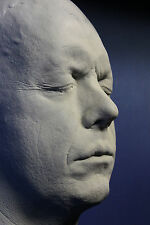 Michael Keaton 1:1 Life Mask -  Batman - Beetlejuice - Spiderman Homecoming