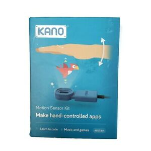 Kano Motion Sensor Kit Make Hand-Controlled Apps Ages 6+ Brand New Age 6+