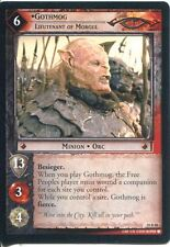 Lord Of The Rings CCG Card MD 10.R88 Gothmog, Lieutenant Of Morgul
