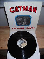"CATMAN ""SHERMAN HAYES"" LP BARNABY REC USA 1973"