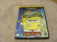 Spongebob Squarepants: Battle for Bikini Bottom, Complete in Case, Gamecube