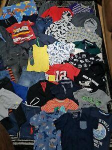 #562💙 Huge Bundle Of Boys Clothes 4-5years GEORGE NEXT PRIMARK NUTMEG H&M