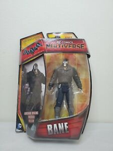 "Batman Arkham Origins DC Comics Multiverse Bane masked Villain 3.75"" 4"" Figure"