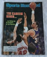 Sports Illustrated May 9, 1983 Kareem Abdul-Jabber L.A. Lakers Basketball