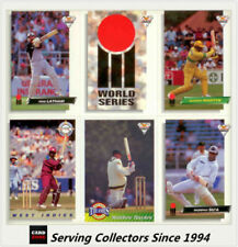 Cricket Trading Cards Set Futera 1993 Season