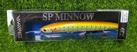 """Daiwa Salt Pro SP Minnow 13F (YELLOW PEARL) 5 ⅛"""" Floating Bait Lure - DSPM13F30"""
