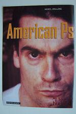 HENRY ROLLINS (Rollins Band/Black Flag) - 1997 Magazine Poster