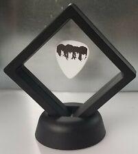 The Beatles Guitar Pick Display Framed Rock Band Novelty Gift Present Mccartney