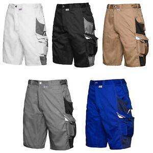 Arbeitshose Arbeitsshorts Shorts kurze Hose Bermuda Sommer Hose PKA Gr.42-66 Neu