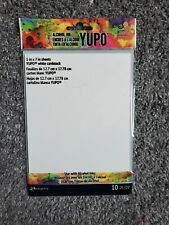 """Yupo Ink 5x7"""" White Cardstock Sheets 10pc"""