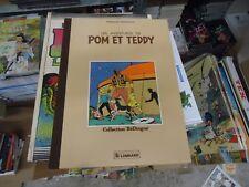 LES AVENTURES DE POM ET TEDDY  EDITION BEDINGUE