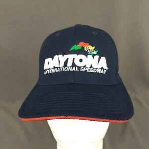 Daytona 500 Intlernational Speedway Valvoline Racing Fitted Hat Medium Ultrafit