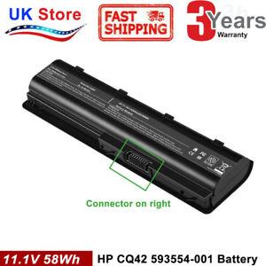 MU06 Battery for HP 2000 250 430 431 635 650 655 Notebook Pavilion G4 G6 G62 G7