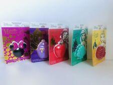 Disney Lip Gloss Lot, Little Mermaid, Beauty Beast, Minnie, Snow White, Pooh New