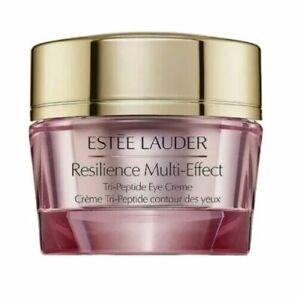 ESTEE Lauder Resilience Multi-Effect Tri-Peptide EYE Creme Cream .5oz NIB