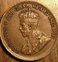 1932 CANADA SMALL CENT COIN PENNY