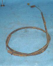1941 Desoto 6 Chrysler 6 & 8 Hand Brake Cable OEM NEW NOS 866613 Hot Rod Rat Rod