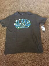 Youth Small T Shirt Alien Workshop