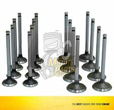 Intake Exhaust valve for Toyota 4AFE 7AFE Celica Corolla 1.6 1.8 L DOHC