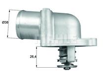 Thermostat Coolant - Behr Ti 78 87D