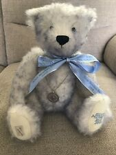 Deans Collectors Club Limited Edition Silver Membership Bear 2004 Symphony